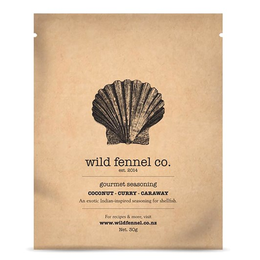Wild Fennel co. Shellfish Seasoning 30g