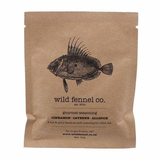 Wild Fennel co. White Fish Seasoning 30g