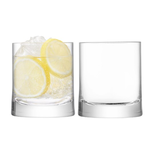 LSA Gin Tumbler 310ml Set Of 2