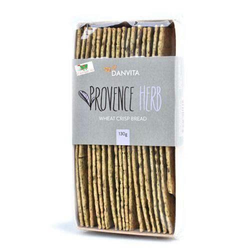 Danvita Provence Herbs Crispbread 130g