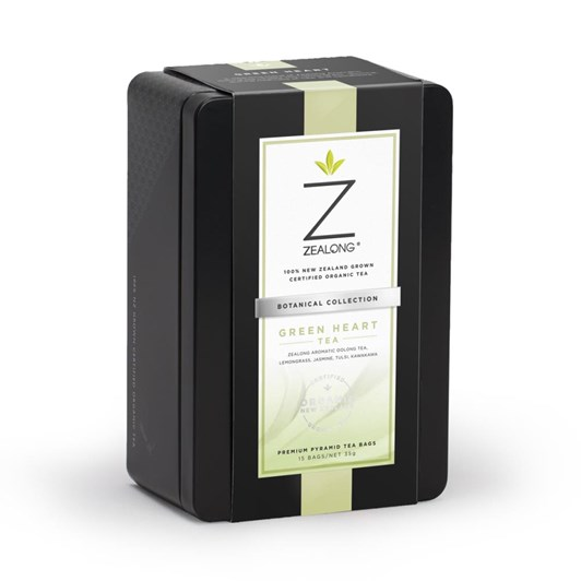 Zealong Botanical Green Heart 35g