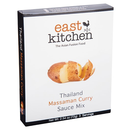 East Kitchen Massaman Curry 72g