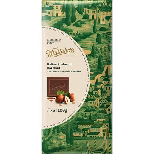 Whittaker's Destination Italy 100g