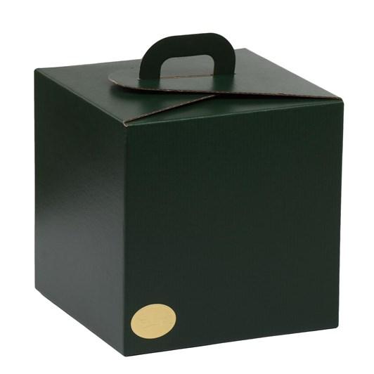 Carry Box Green 200 x 200 x 200