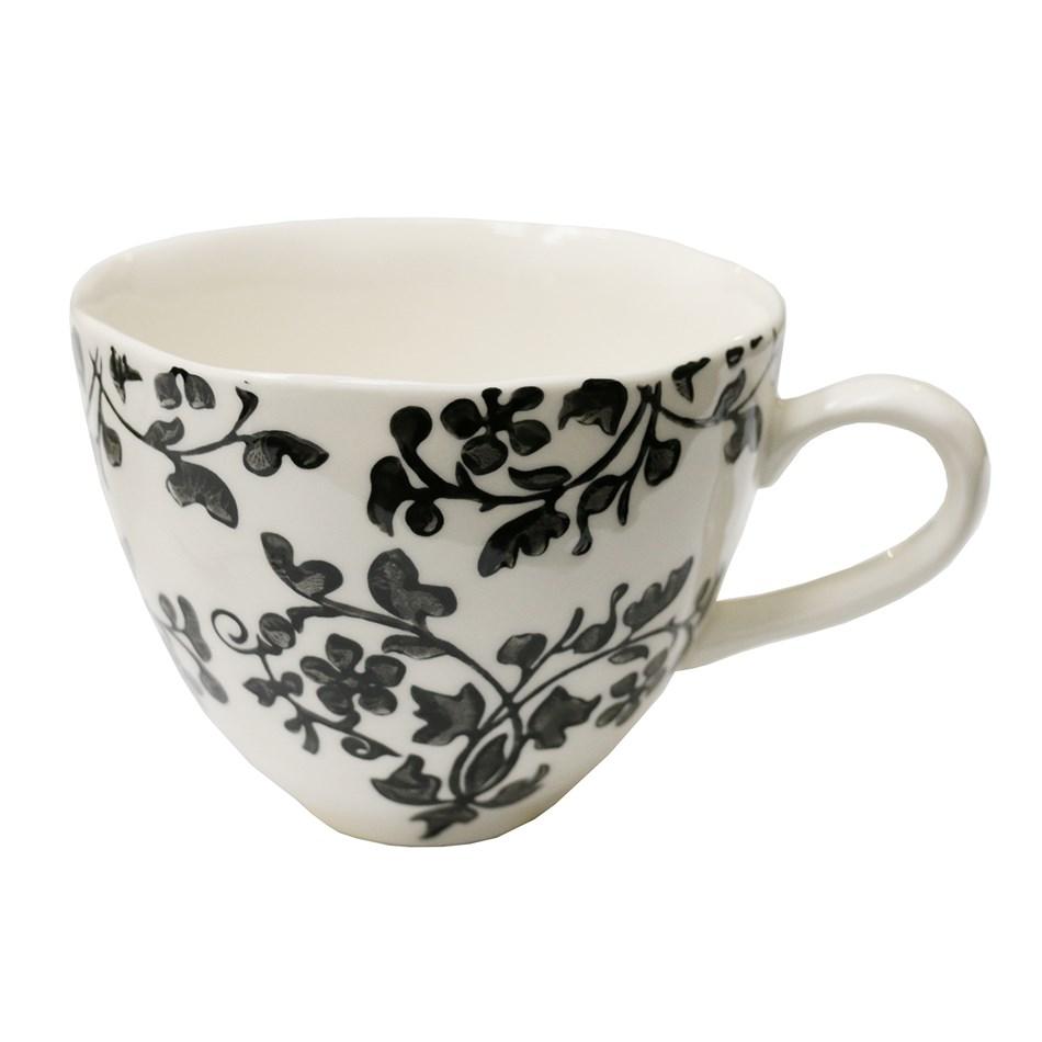 CC Interiors Florentine Noir Cup -
