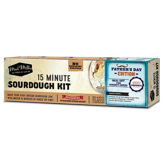 Mad Millie Whiskey Sourdough Gift Kit