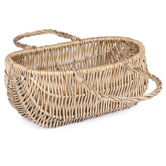 Oval Basket 37x21x16cm