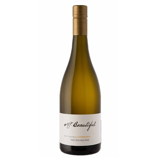Mt Beautiful Chardonnay 750ml