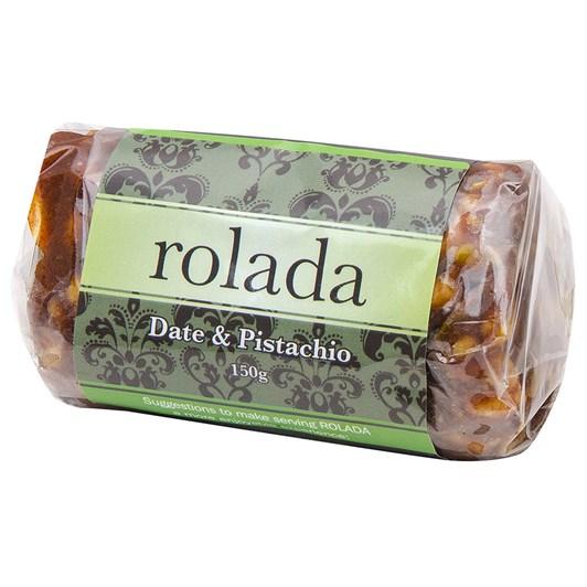 Sassy Foods Small Date & Pistachio Rolada 150g