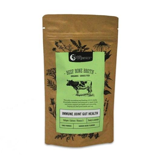 Nutra Beef Bone Broth Garden Herb 100g