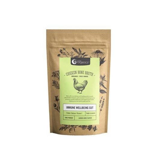 Nutra Chicken Bone Broth Garden Herb 100g