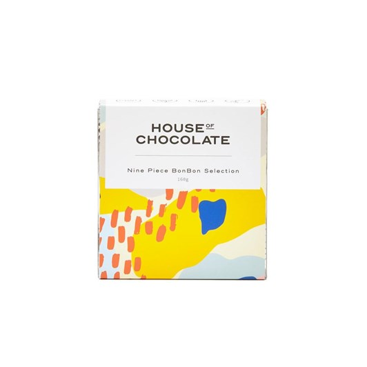 House of Chocolate BonBon Selection 9 Pack