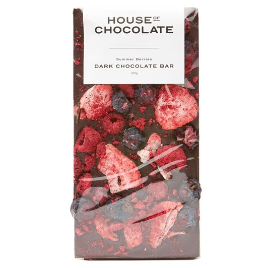 House of Chocolate Summer Berry Chocolate Bar