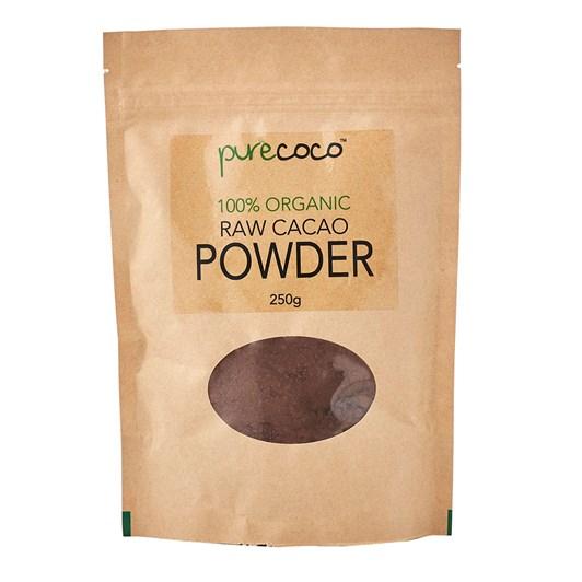 Purecoco Raw Cacao Powder 250g