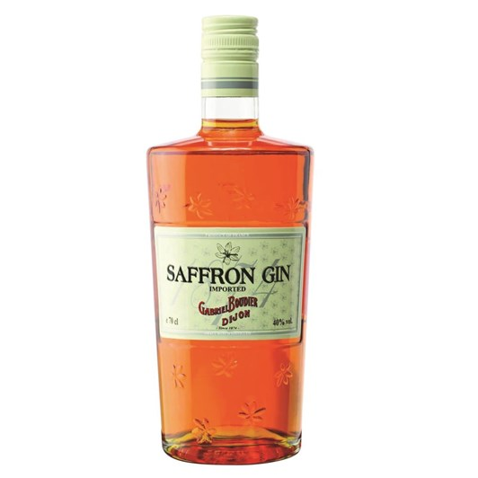 Gabriel Bourdier Saffron Gin 700ml