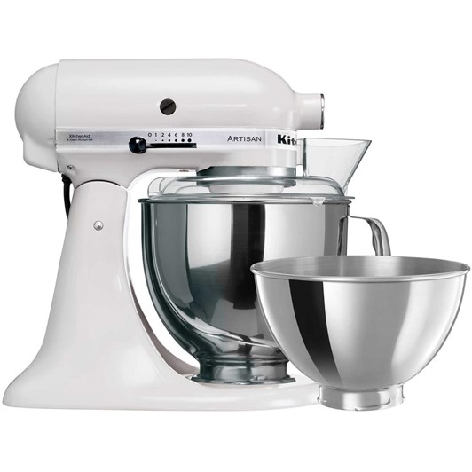 Kitchenaid KSM160 Mixer - White