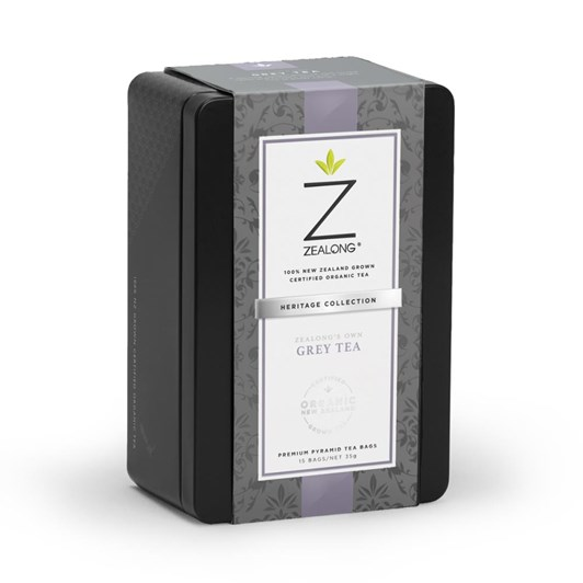 Zealong's Own Grey Teabags