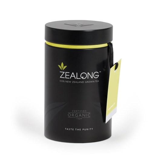 Zealong Organic Oolong Aromatic Circular Tin