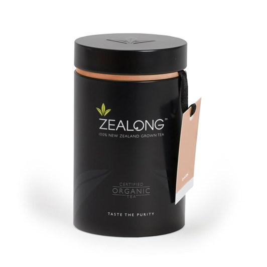 Zealong Organic Oolong Dark Circular Tin