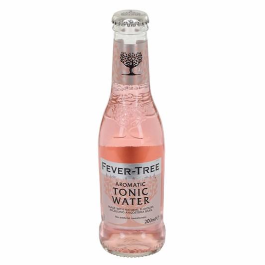Fever Tree Premium Aromatic Tonic Water 200ml