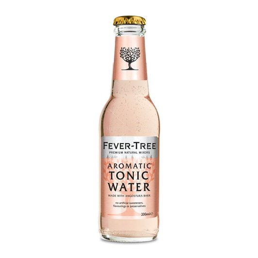 Fever Tree Premium Aromatic Tonic Water 200ml