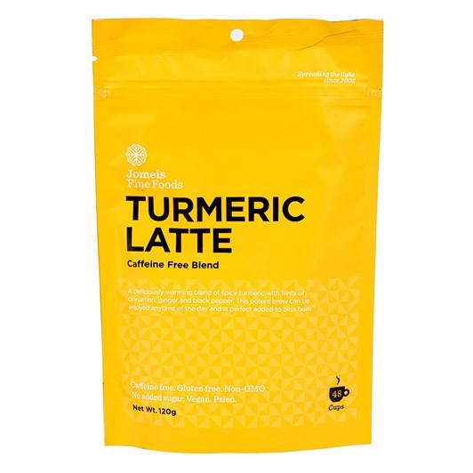 Jomeis Fine Foods Tumeric Latte 120g