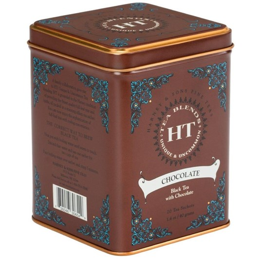 Harney & Sons Chocolate HT Tin 20 Sachets