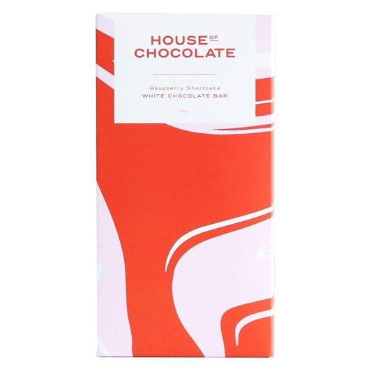 House of Chocolate Raspberry Shortcake Bar