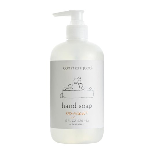 Common Good Bergamot Hand Soap 473ml