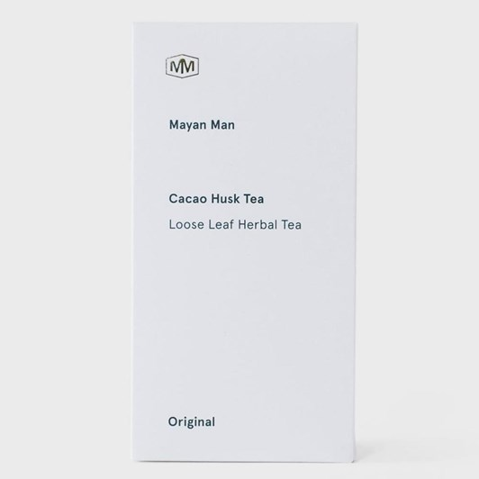 Mayan Man Cacao Husk Tea Bags Box of 15