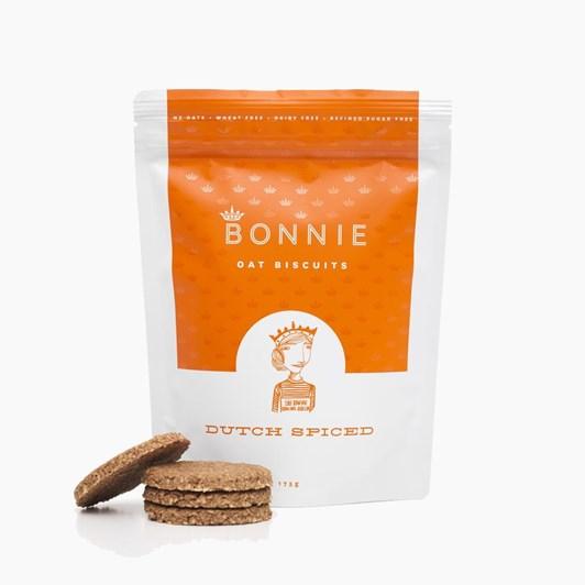 Bonnie Oat Biscuits Dutch Spiced 175g