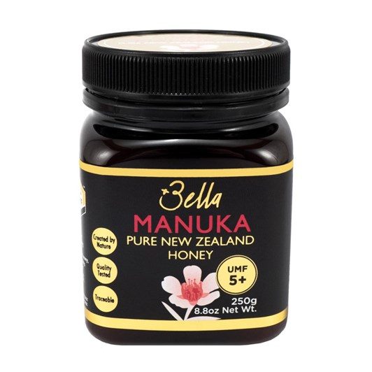 UMF® 5+ Bella New Zealand Manuka Honey 250g