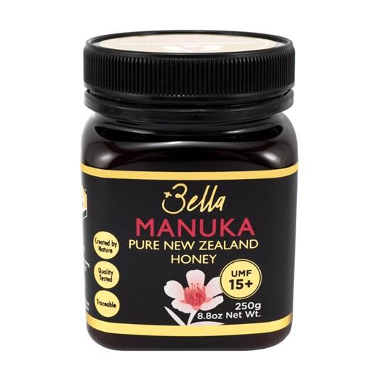 UMF® 15+ Bella New Zealand Manuka Honey 250g