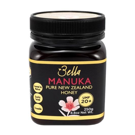 UMF® 20+ Bella New Zealand Manuka Honey 250g