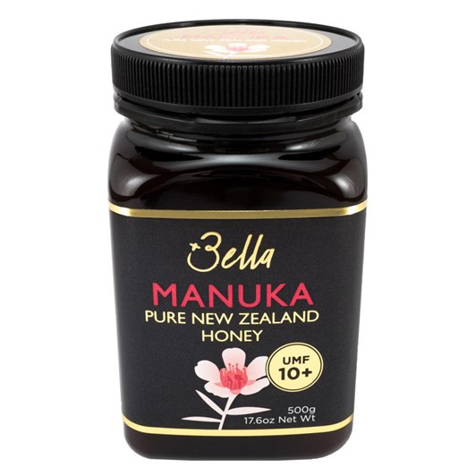 UMF® 10+ Bella New Zealand Manuka Honey 500g