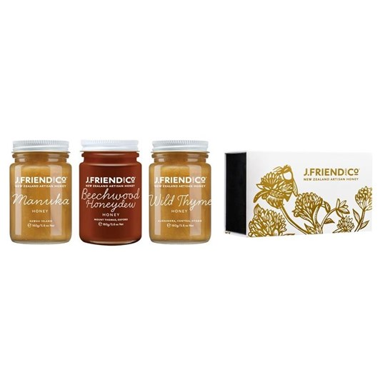 NZ Artisan Honey Pairing Collection Premium Gift Pack