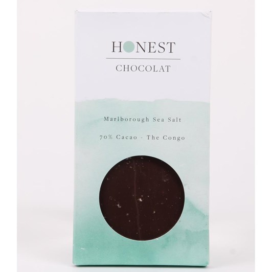Honest Chocolat 70% Sea Salt