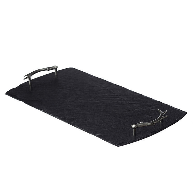 Just Slate Large Serving Tray -