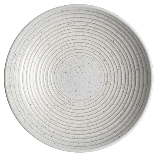 Denby Studio Blue Chalk Med Ridged Bowl 26Cm