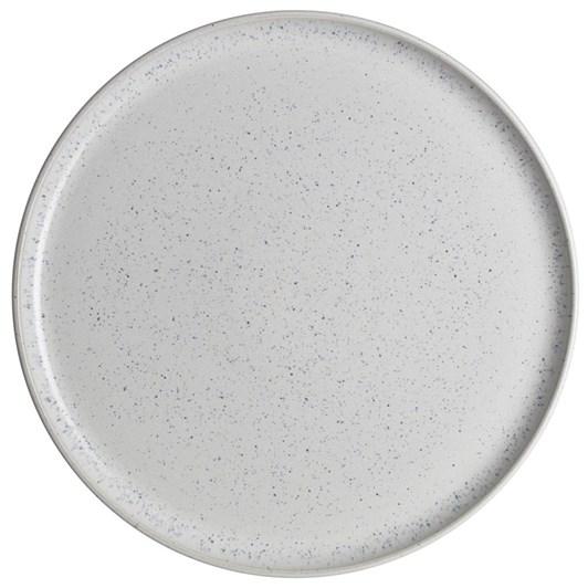 Denby Studio Blue Chalk Round Platter 31Cm