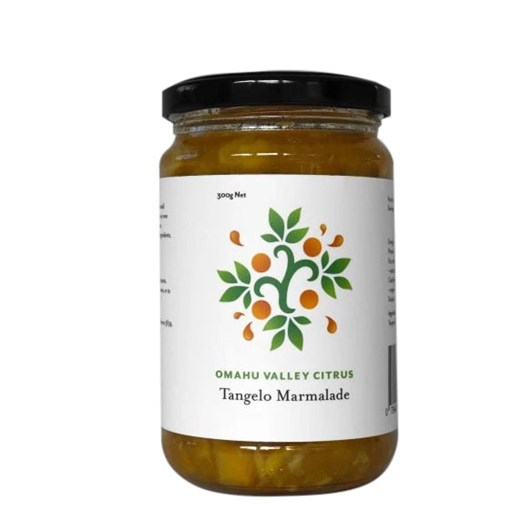 Omahu Valley Citrus Tangelo Marmalade 300g