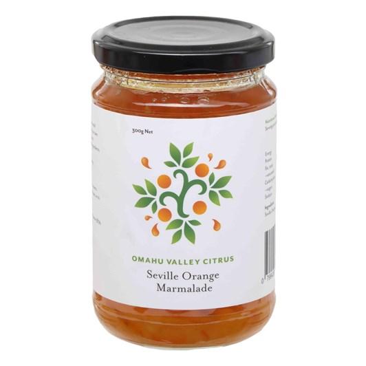 Omahu Valley Citrus Seville Orange Marmalade 300g