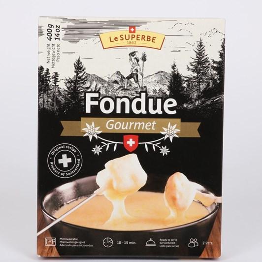LeSuperbe Swiss Cheese Fondue 400g