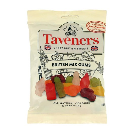 Taveners Great British Sweets Best Of British 165g