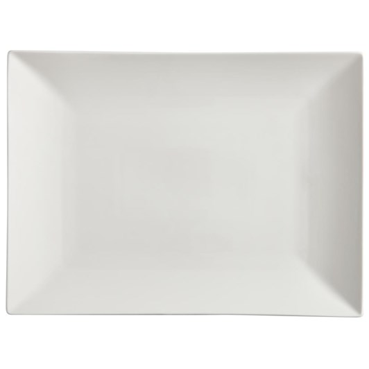 Maxwell & Williams Linear Rectangular Platter - 36x25cm Gift Boxed