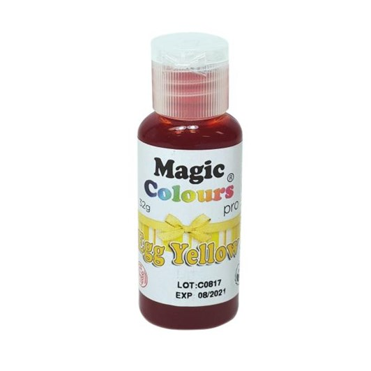 Wilton Magic Colour Pro Gel Colours 32g - Pro-Egg Yellow