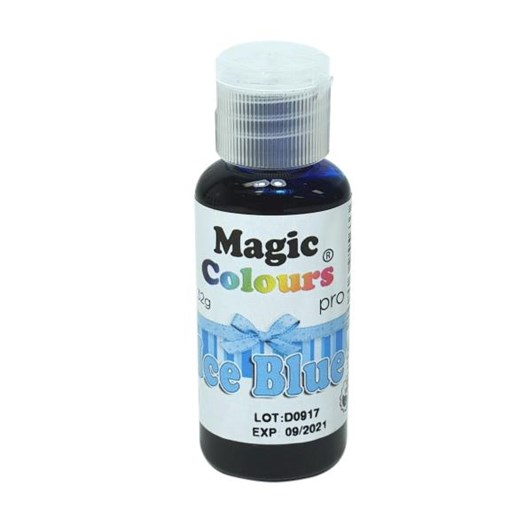 Wilton Magic Colour Pro Gel Colours 32g - Pro-Ice Blue