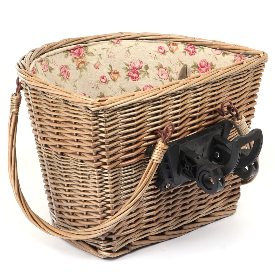 Willow Direct Bicycle Picnic Basket -