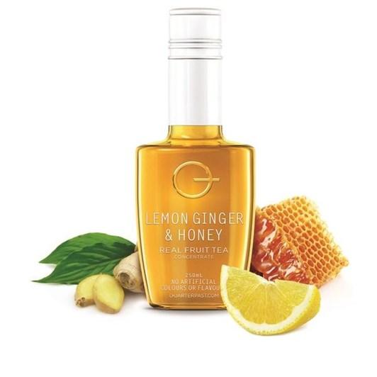 QuarterPast Turmeric Lemon Ginger & Honey 250ml