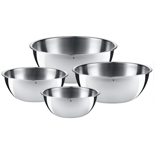 WMF Gourmet Kitchen Bowl 4 Piece Set
